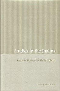 Studies in the Psalms