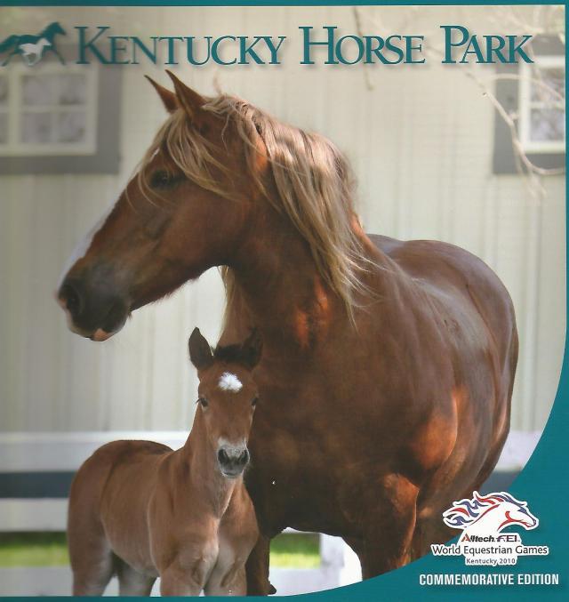 Kentucky Horse Park: Commemorative Edition | homeschoolbookreviewblog